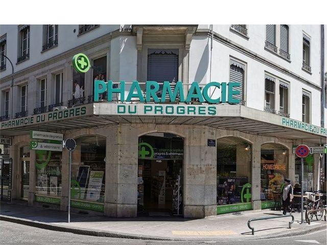 Pharmacie devanture